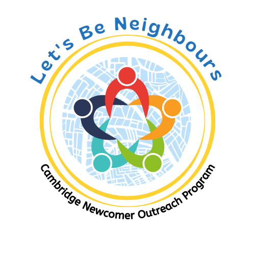 Let's Be Neighbours Logo