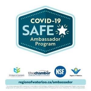 COVID-19 Safe Ambassador Program